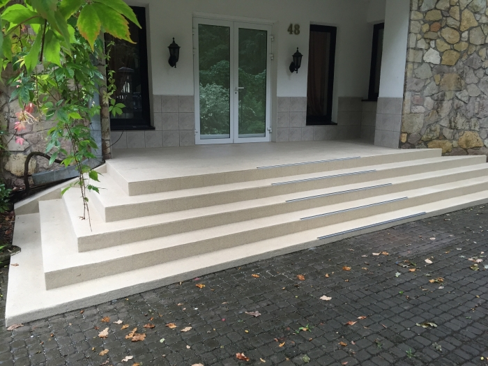 Private house entrance steps [3]