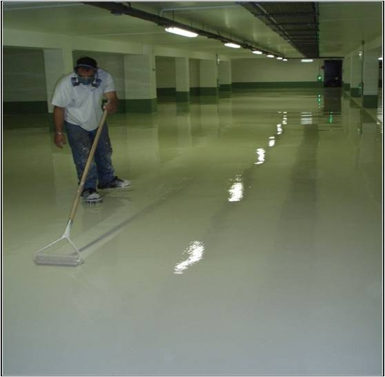 Industrial floors / concrete protection [7]