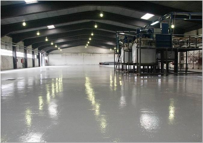 Industrial floors / concrete protection [8]
