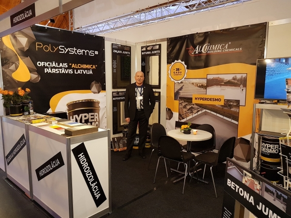 POLY SYSTEMS AT THE EXHIBITION HOUSE I 2018-4