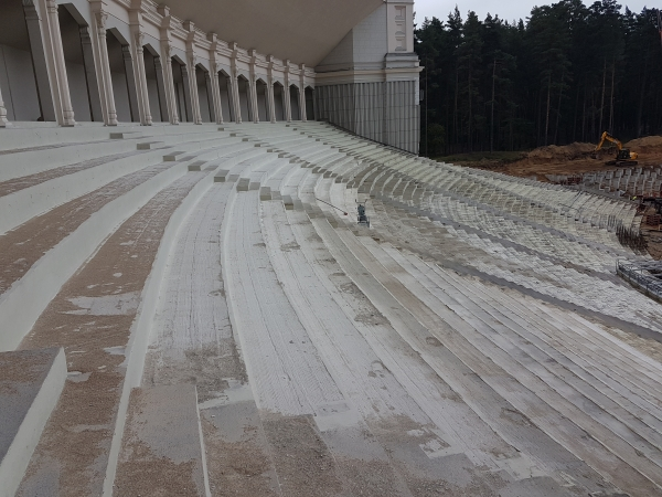 Mezapark Grand Stage Reconstruction-6