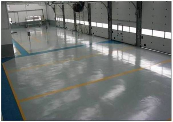Industrial floors with HYPERDESMO-2